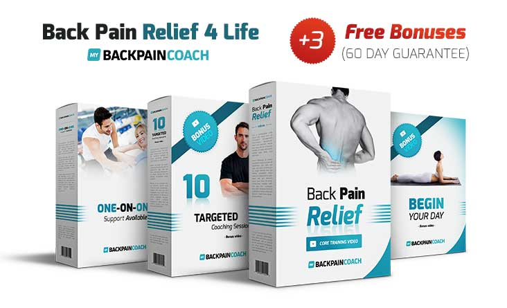 My Back Pain Coach, Health Support Hub