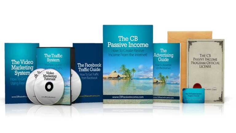 CB Passive Income Full Review – By Patric Chan
