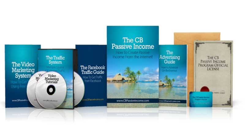 CB Passive Income Review – By Patric Chan, Health Supplement Hub