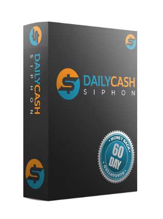 Daily Cash Siphon Review, Health Supplement Hub