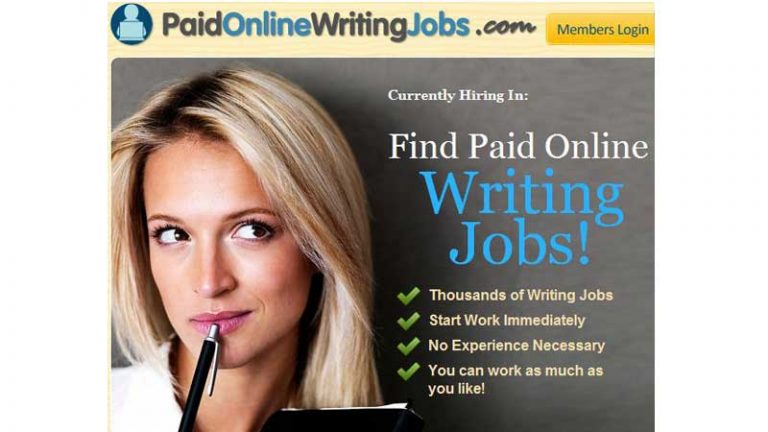 Writing Jobs Online Full Review