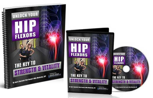 Unlock Your Hip Flexors, Health Support Hub