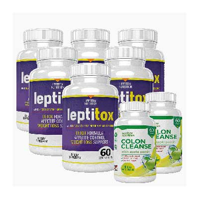 Leptitox Supplements