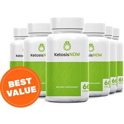 Ketosis Now A Keto Supplement