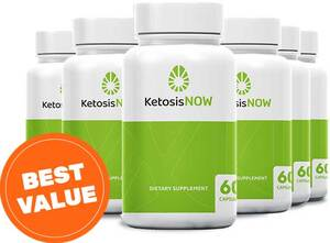Ketosis Now Supplement