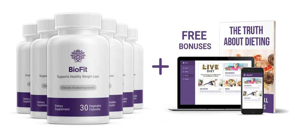 Bonuses Included with BioFit Supplement