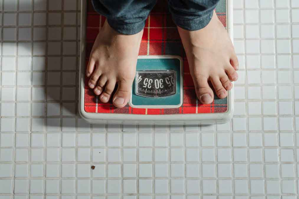 Lose a little weight (if you are overweight)