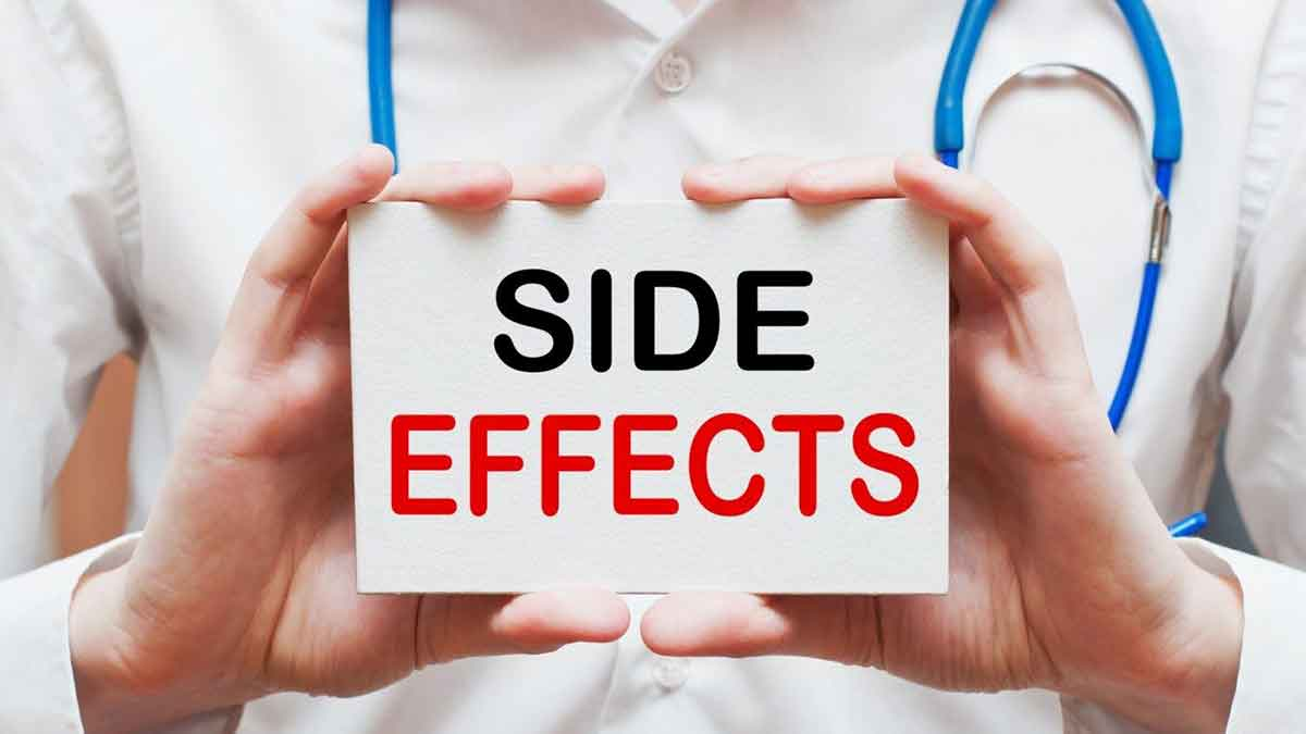 What is Omega Xl Side Effects